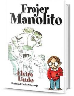 Obálka titulu Frajer Manolito
