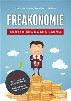 Obálka titulu Freakonomie