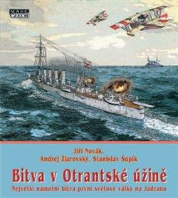 Obálka titulu Bitva v Otrantské úžině