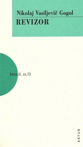Revizor - Nikolaj Vasoljevič Gogol | Booksquad.ink