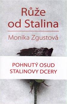 Obálka titulu Růže od Stalina
