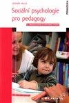 Obálka knihy Sociální psychologie pro pedagogy