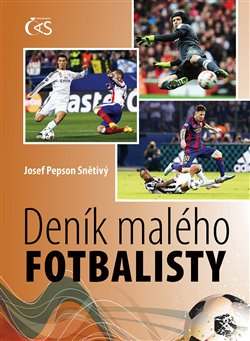Obálka titulu Deník malého fotbalisty