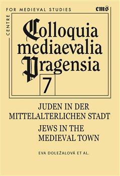 Obálka titulu Juden in der mittelalterlichen Stadt