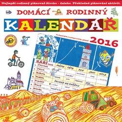 Obálka titulu Domácí rodinný kalendář 2016
