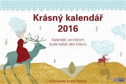 Obálka titulu Krásný kalendář 2016