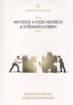 Obálka titulu Akvizice a fúze menších a středních firem