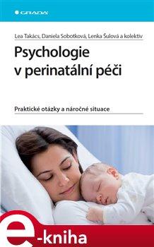 Obálka titulu Psychologie v perinatální péči
