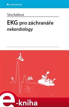 Obálka titulu EKG pro záchranáře nekardiology