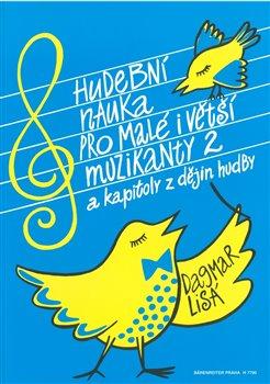 Obálka titulu Hudební nauka pro malé i větší muzikanty 2