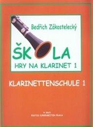 Škola hry na klarinet 1