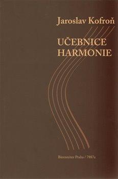 Obálka titulu Učebnice harmonie