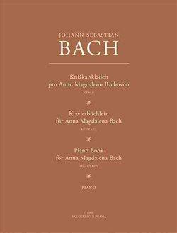 Obálka titulu Knížka skladeb pro Annu Magdalenu Bachovou