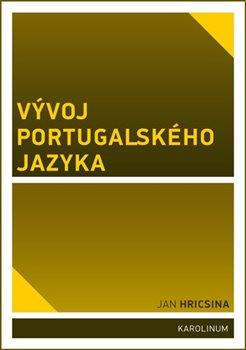 Obálka titulu Vývoj portugalského jazyka