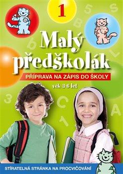 Obálka titulu Malý předškolák 1