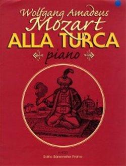 Obálka titulu Alla Turca (pochod ze sonáty A dur, K.V. 331)