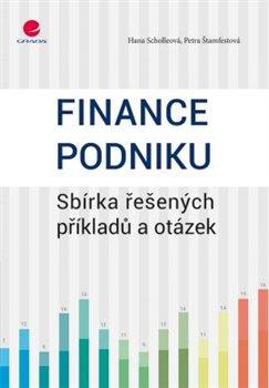 Obálka titulu Finance podniku