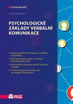 Obálka titulu Psychologické základy verbální komunikace