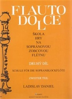 Obálka titulu Škola hry na sopránovou zobcovou flétnu II