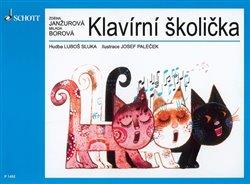 Obálka titulu Klavírní školička