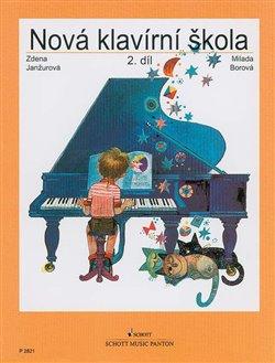 Obálka titulu Nová klavírní škola 2. díl