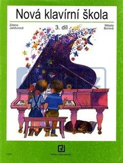 Obálka titulu Nová klavírní škola 3. díl