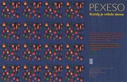Obálka titulu Pexeso - Každý je někde doma