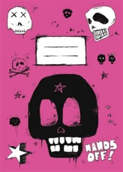 Obálka titulu Sešit - Hands off!