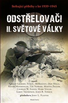 Obálka titulu Odstřelovači II. světové války