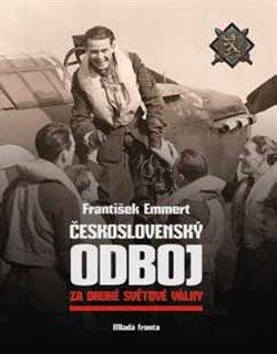 Obálka titulu Československý odboj za druhé světové války