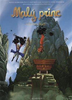 Obálka titulu Malý princ a Planeta okidů