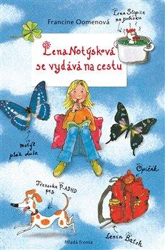 Obálka titulu Lena Notýsková se vydává na cestu