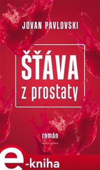 Obálka titulu Šťáva z prostaty