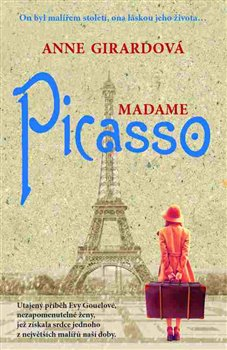 Obálka titulu Madame Picasso