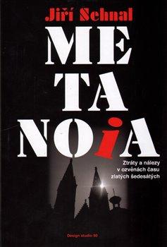 Obálka titulu Metanoia