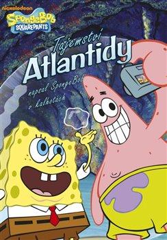 Obálka titulu SpongeBob - Tajemství Atlantidy