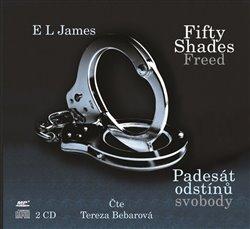 Obálka titulu Fifty Shades Freed: Padesát odstínů svobody