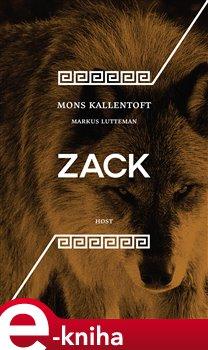 Obálka titulu Zack