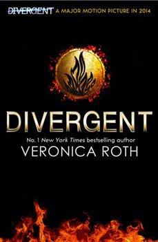 Obálka titulu Divergent