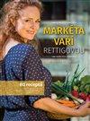 Obálka knihy Markéta vaří Rettigovou