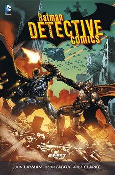Obálka titulu Batman Detective Comics 4: Trest