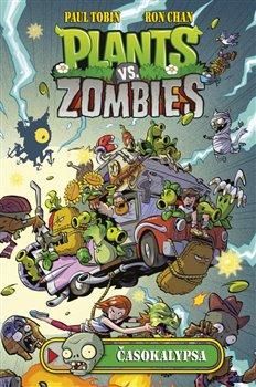 Obálka titulu Plants vs. Zombies: Časokalypsa