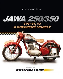 Obálka titulu Jawa 250 / 350