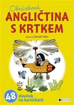 Obálka titulu Obrázková angličtina s Krtkem – žlutá