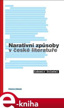 Obálka titulu Narativní způsoby v české literatuře