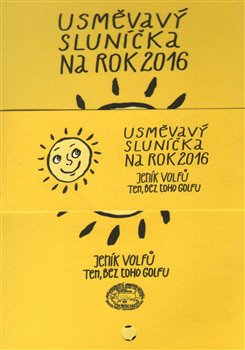 Obálka titulu Usměvavý sluníčka na rok 2016