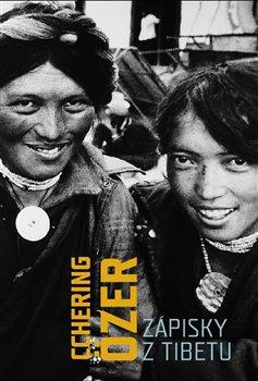 Obálka titulu Zápisky z Tibetu