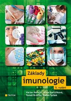 Obálka titulu Základy imunologie