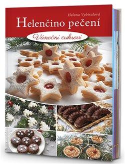 Obálka titulu Helenčino pečení / Vánoční cukroví