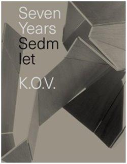 Obálka titulu Sedm let K.O.V.